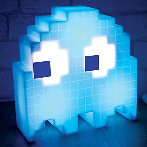 Pac-Man Ghost Light. Phases through 16 colours.