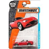 MATCHBOX 2016 MBX Adventure City '15 Mazda MX-5 Miata 3/125 by Matchbox