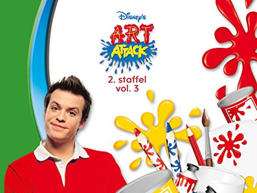 Disney's Art Attack – Volume 2