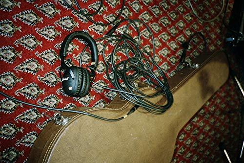 Marshall Monitor Bluetooth Over-Ear Kopfhörer (F.T.F. Filter System, 30 h Spielzeit, Bluetooth 4.0, faltbares Design) schwarz - 7