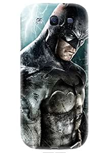 Spygen Premium Quality Designer Printed 3D Lightweight Slim Matte Finish Hard Case Back Cover For Samsung Galaxy S3 i9300