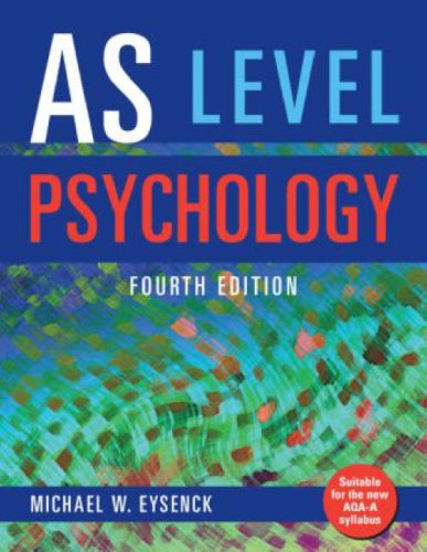AS Level Psychology for sale  Delivered anywhere in UK
