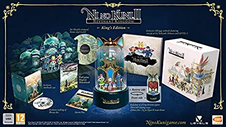 Ni No Kuni II: Revenant Kingdom: King's Edition (PC DVD)