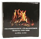 Brennstifte für Handwärmer Brennstäbe Taschenwärmer Taschenofen Winter Frost