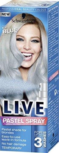 schwarzkopf-live-icy-blue-pastel-spray-125ml-pack-of-3