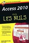 Access 2010 Poche Pour les Nuls