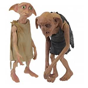 Harry Potter Collectors - Dobby & Kreacher Twin Pack