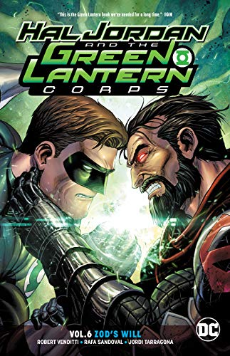 Hal Jordan and the Green Lantern Corps Volume 6 (Rebirth) por Robert Venditti