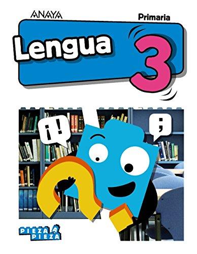 Lengua 3. (Pieza a Pieza)