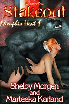 Memphis Heat: Stakeout (English Edition) di [Karland, Marteeka, Morgen, Shelby]