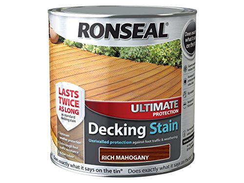 ronseal-udsrm25l-25-litre-ultimate-protection-decking-stain-mahogany