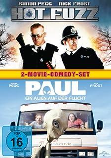 Hot Fuzz/Paul - Ein Alien auf der Flucht [2 DVDs]