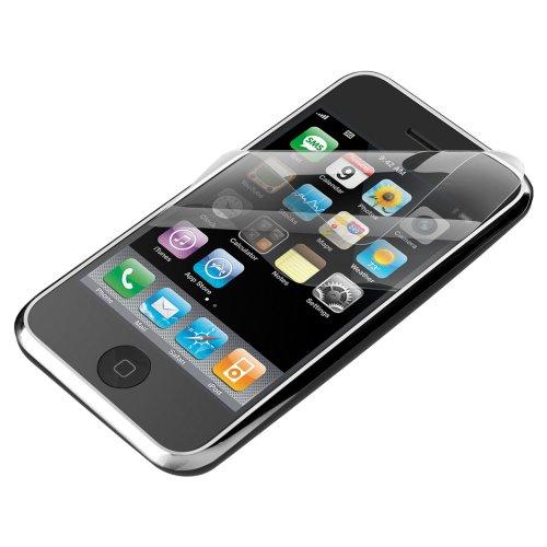 Display- Schutzfolien für iPhone 2G/3G/3Gs (5 passgenaue) ()
