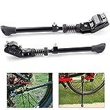 wildlead Mountain Bike Ständer Aluminium Legierung Wasserdicht Fahrrad Seitenständer für 16/20/24/66cm Tire