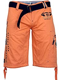 Geographical Norway bermuda shorts Pastrami Men