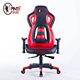 Best Gaming Chairs - Ant Esports 8206 Sports Plus (Red & Black) Review