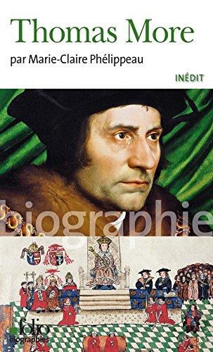 Thomas More (Folio Biographies t. 128)