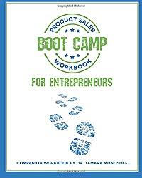 Product Sales Boot Camp Workbook for Entrepreneurs: Companion Workbook