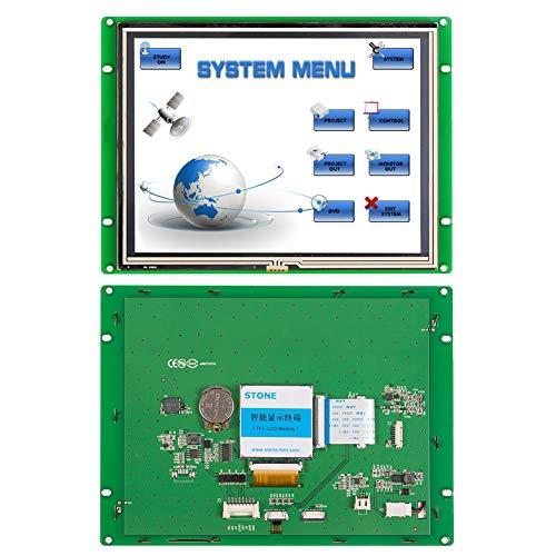 Módulo Pantalla TFT LCD 8 Pulgadas Touch + Controller