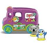 Leap Frog Learning Friends Adventure Bus - juguetes para el aprendizaje (1.814 kg) Multi