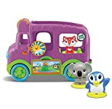 LeapFrog Learning Friends Adventure Bus - juguetes para el aprendizaje (1.814 kg) Multi