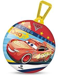 Mondo - 6817 - Jeu de Plein Air - Ballon Sauteur Cars