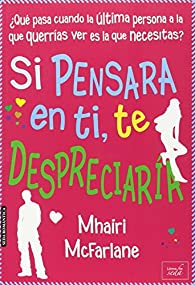 LECTURAS DE VERANO par Mhairi McFarlane