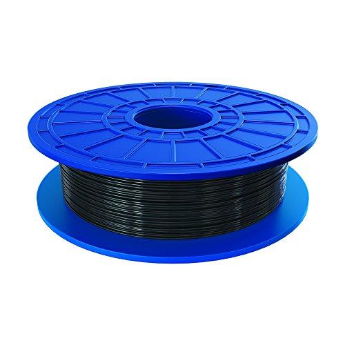 Dremel PLA Filament auf pflanzlicher Basis hergestellt, recyclebar, 1,75 mm, 3D Drucker, schwarz, 26153D02JA
