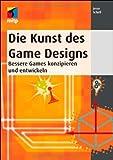 Die Kunst des Game Designs: Bessere Games konzipieren und entwickeln (mitp Professional) von Jesse Schell (23. Juli 2012) Broschiert