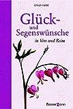 Glück- und Segenswünsche in Vers und Reim - Ulrich Holst
