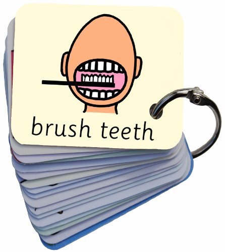 picture-early-years-grooming-102-picture-exchange-communication-keyring-aac-asd-visual-aid-resource