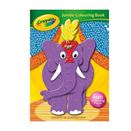 Alligator Products 2901/Cyju Crayola Jumbo Livre de coloriage