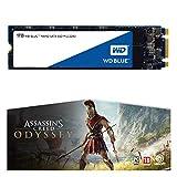 WD Blue 3D NAND SATA SSD Unità allo Stato Solido Interna M.2, 1TB