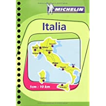 Italy Atlas No. 97 (Mini-Spiral) Michelin (Michelin Italy Atlas)