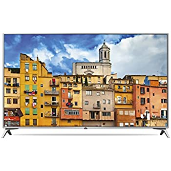 LG 49UJ6519 123 cm (49 Zoll) Fernseher (Ultra HD, Triple Tuner, Smart TV, Active HDR)