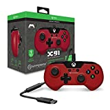 Manette X91 pour Xbox One - rouge