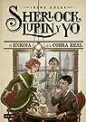El enigma de la cobra real: Sherlock, Lupin y yo 7 par Adler