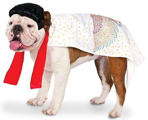 um by Rubie's Costume Co (Elvis Kostüm Für Hund)