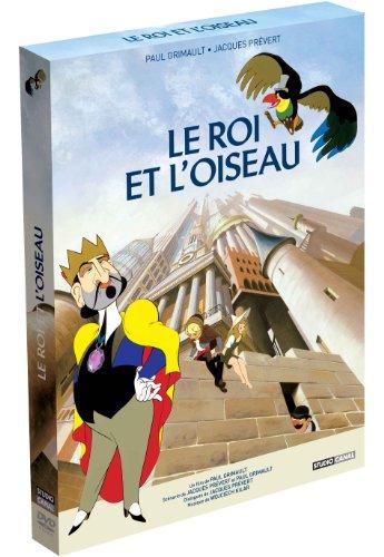 Bild von Le Roi et l'oiseau - Édition Collector 2 DVD [FR IMPORT]
