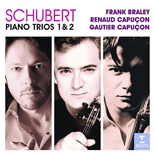 SCHUBERT - Piano trios 1and 2