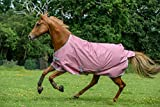 Bucas Freedom Turnout Light 0g PONY - Rose, Groesse:85