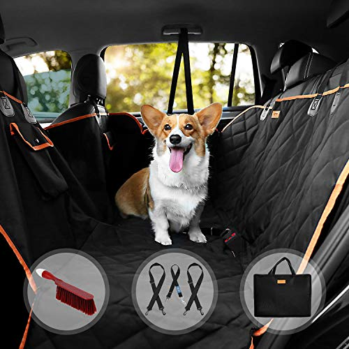 Auto Hundedecke | mit Seitenschutz und Gurtdurchführun… | 00193195899174