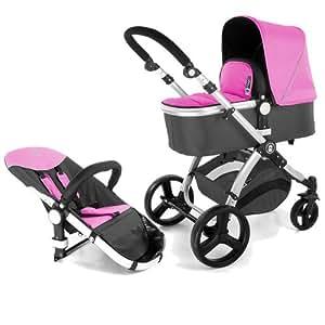 Froggy® Kinderwagen MAGICA 2012 Pink