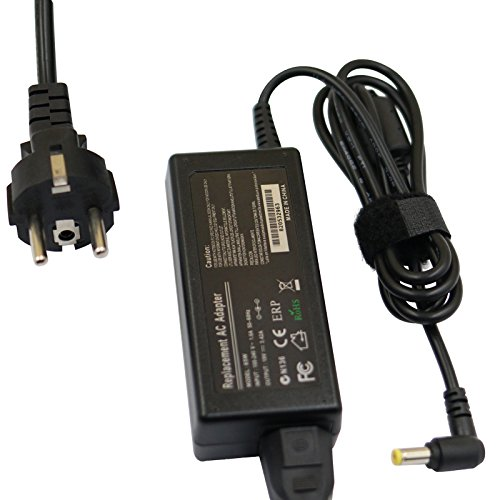 Rosefray 19V 3,42A 65W Notebook Chargeur Adaptateur Pour Acer E5 511 E5 521 E3 112 V3 572 ES1 111M V5 122P LITEON PA 1650 02 5732z 5734z ,Chromebook C710 1200 1680 1410 230 280 PA 1700 02 TM290X TM211T 212T 213TX