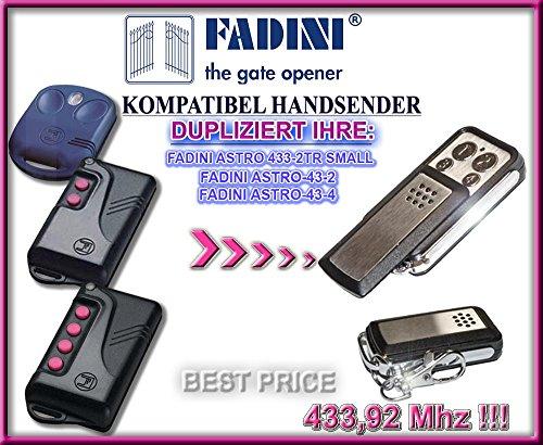 Fadini kompatibel handsender / klone TR-357