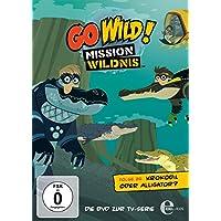 Go Wild! Mission Wildnis - Krokodil oder Alligator - Die DVD zur TV-Serie, Folge 26