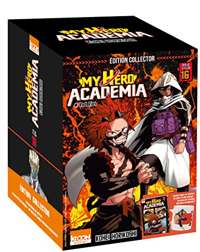 My Hero Academia T16 - Edition collector (16)