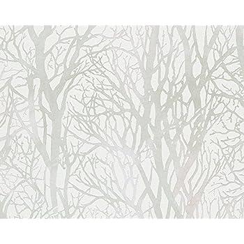 Creation Papier peint intiss/é Collection Life 3 300942 A.S vert