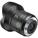 "Irix IL-11FF-NF Ultraweitwinkelobjektiv Firefly 11mm ""f4"" für Nikon F (Vollformat, extrem leicht, optimierter Fokusring) schwarz"