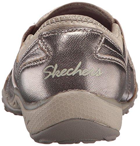 Skechers Breathe-Easy - Our Song Damen Knöchelfreie Sneaker Champagner abOJKE